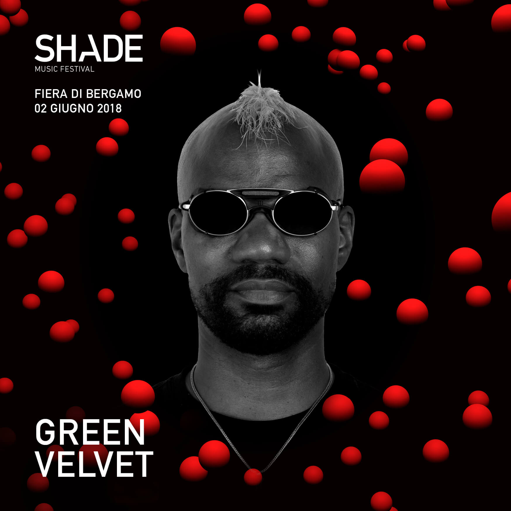 green velvet shade music festival